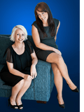 Katrina Keegan & Penelope Nicholls, Harcourts Coastal  - Gold Coast