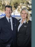 Von Wright & Dennis Wragg, Roberts Real Estate - Wynyard