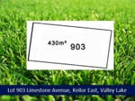 Lot 903 Limestone Avenue, Keilor East, Vic 3033