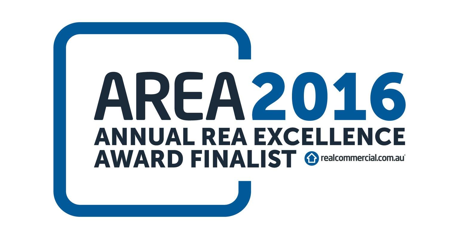 RCA Finalist Badge