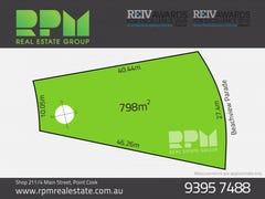 Lot 2094 Beachview Parade, Sanctuary Lakes, Vic 3030