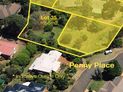 Lot 35 Penny Place (Proposed Subdivision), Middle Ridge, Qld 4350
