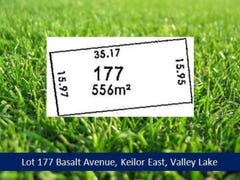 Lot 177 Basalt Avenue, Keilor East, Vic 3033