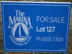 Lot 127, Shannon Place, Hindmarsh Island, SA 5214