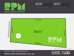Lot 7060 Rushworth Avenue, Eynesbury, Vic 3338