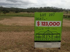 Lot 207, Catherine Atherton Dr, The Rise Estate, Mareeba, Qld 4880