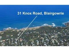 31 Knox Road, Blairgowrie, Vic 3942