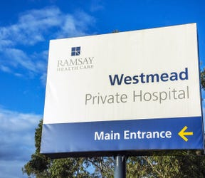 Westmead Private Hospital, 1 Mons Road, Westmead, NSW 2145