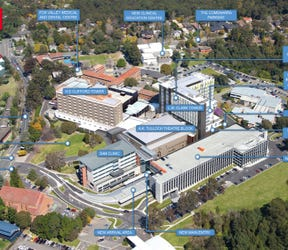 SAN CLINIC PARKWAY, Corner Fox Valley Road & Comenarra Parkway, Wahroonga, NSW 2076