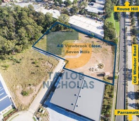 4-6 Viewbrook Close, Seven Hills, NSW 2147