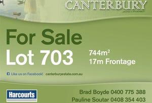 Lot 703 Byron Drive, Drouin, Vic 3818