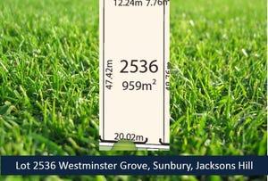Lot 2536 Westminster Grove, Sunbury, Vic 3429