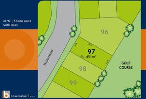 Lot 97, 5 Faldo Court, North Lakes, Qld 4509