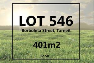 Lot 546, Borboleta Street, Tarneit, Vic 3029