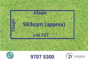 Lot 127, 53 Solid Drive, Pakenham, Vic 3810