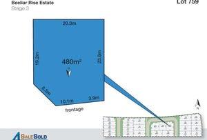 Lot 759 Verbania Loop, Beeliar, WA 6164