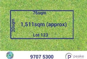 Lot 123, 43 Solid Drive, Pakenham, Vic 3810