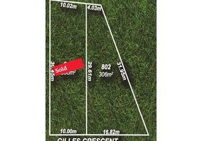 Lot 801 & 802, 4 Gilles Crescent, Hillcrest, SA 5086