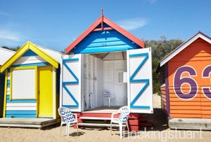Bathing Box 62B, Dendy Street Beach, Brighton, Vic 3186