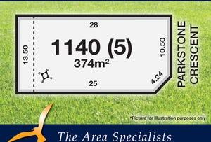 Lot 1140 (5) Parkstone Crescent, Point Cook, Vic 3030