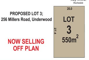 Proposed Lot 3 256 Millers Road, Underwood, Qld 4119