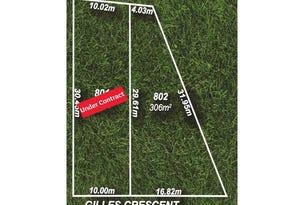 Lot 802, 4 Gilles Crescent, Hillcrest, SA 5086