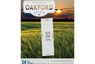 Lot 32 Dunlop Boulevard, Lewiston, SA 5501