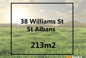 38 Williams Street, St Albans, Vic 3021