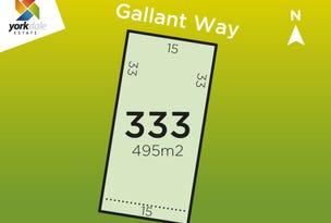 Lot 333 Gallant Way, Delacombe, Vic 3356