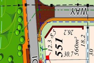 Lot 551, 551 Koolbardi Loop, Byford, WA 6122