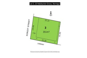 Lot 3/22 Hallyburton Grove, Warragul, Vic 3820