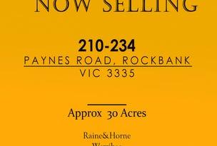 210-234 Paynes road, Rockbank, Vic 3335