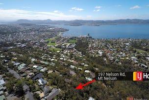 197 Nelson Road, Mount Nelson, Tas 7007