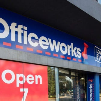 Officeworks, Lot 2, 64 Mount Alexander Road, Travancore, Vic 3032