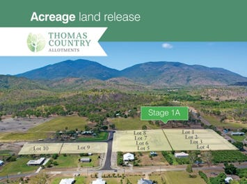 Alligator Creek, address available on request