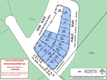 Lot 101-108 and 110-114, 3 Celia Road, Kellyville, NSW 2155
