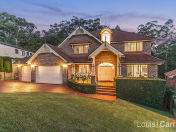 18 Huntingdale Circle, Castle Hill, NSW 2154