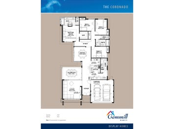The Coronado - floorplan