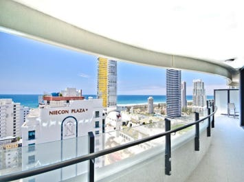 1703 'The Wave Resort', 89 Surf Parade, Broadbeach, Qld 4218