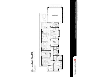 10-11m Cottage Range South West - floorplan