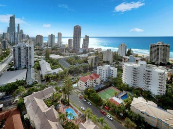 1917/18, 2801 Gold Coast Highway, Surfers Paradise, Qld 4217