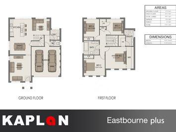 Eastbourne Plus - floorplan