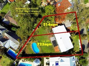 17 Cliff Way, Claremont, WA 6010
