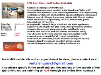 88 Berry Street, North Sydney, NSW 2060