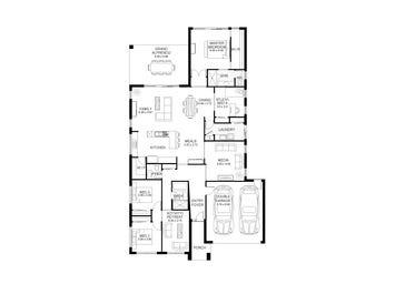 Riveria 29 - floorplan