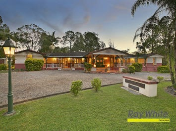 1317 Mt Cotton Road, Burbank, Qld 4156
