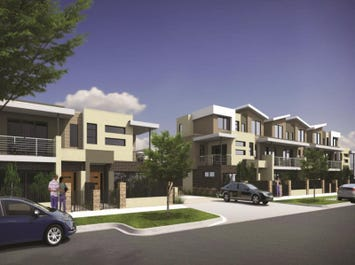 Lots 1-35 Corner of The Crossing & The Parade, Caroline Springs, Vic 3023