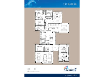 The Wornum - floorplan