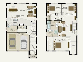 Summit 250 - floorplan