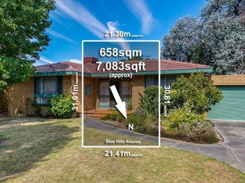46 Bluehills Avenue, Mount Waverley, Vic 3149